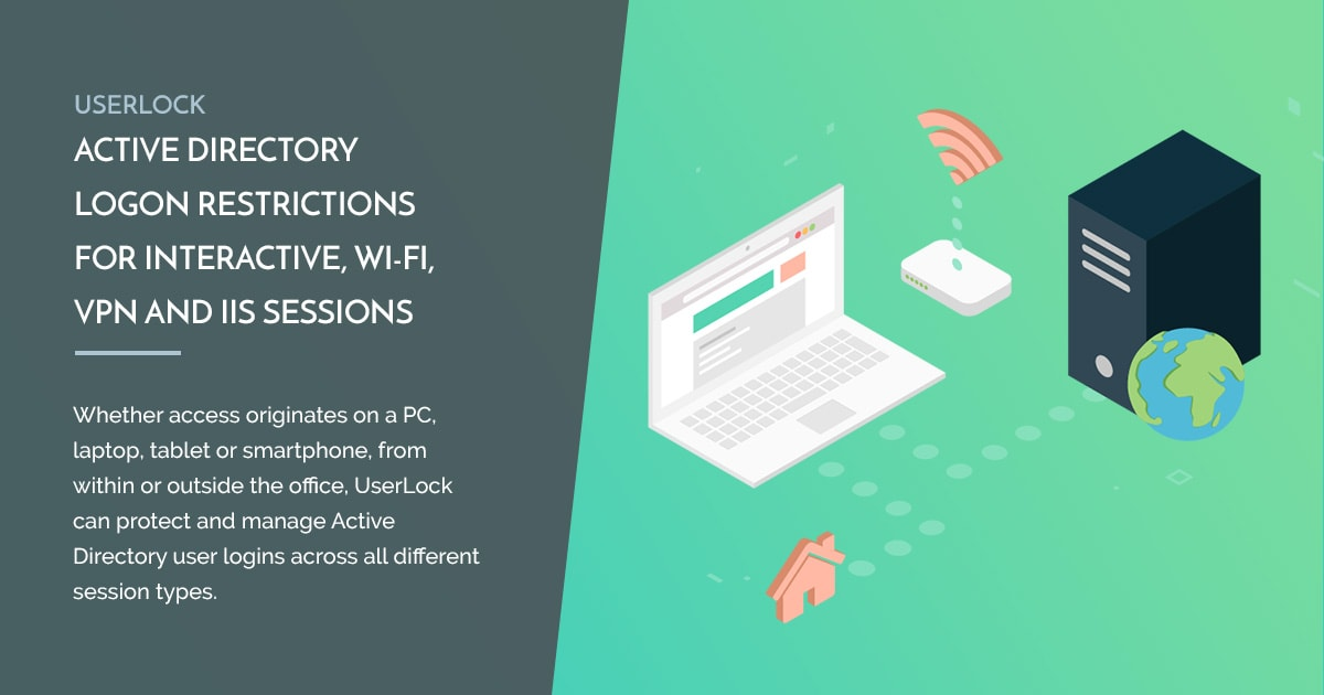 Active Directory Logon Restrictions for Interactive, Wi-Fi