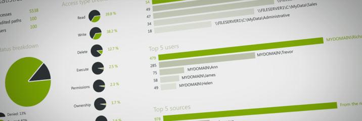 FileAudit 4 Statistics