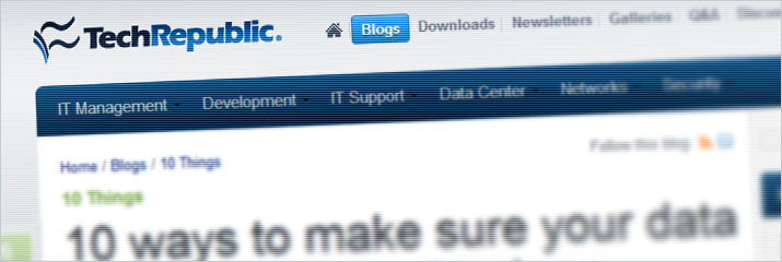 Auditing file access across multiple servers: TechRepublic points towards FileAudit.