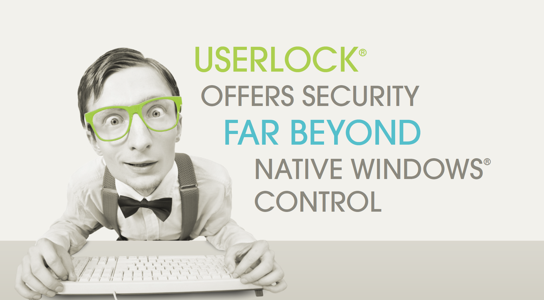 secure a network far beyond windows native features