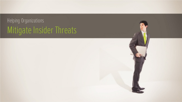 insider threat from paranoia to protection