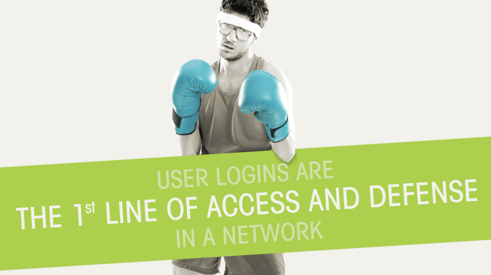 secure school network logins