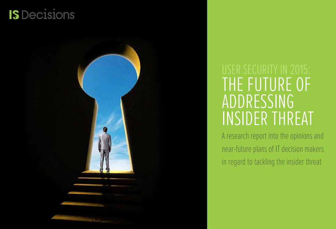 Insider Threat Program Report