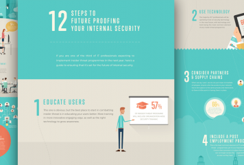 Insider Threat Program. 12 Steps to Future Proofing your Internal Security