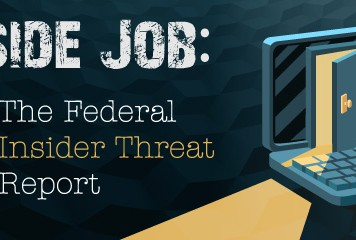 MeriTalk Insider Job. Actions to Minimize the Risk of Insider Threat