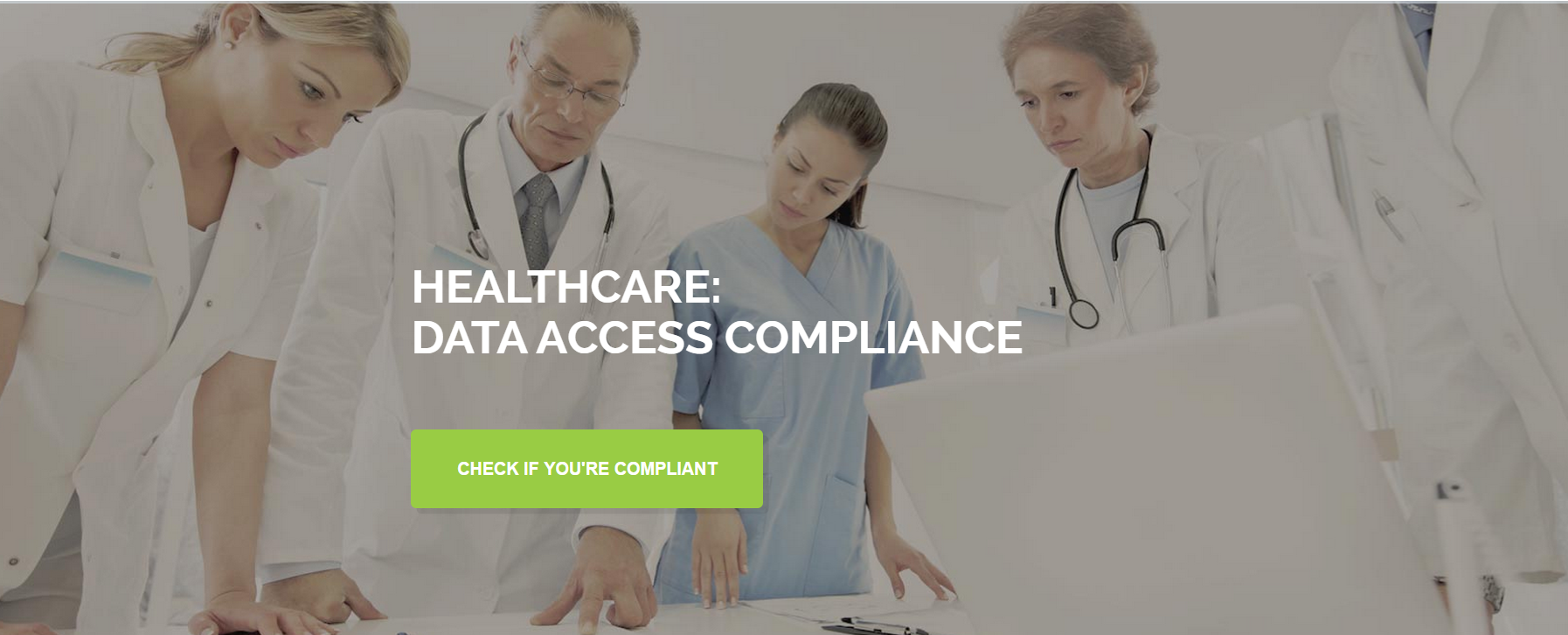 Healthcare Data Access compliance