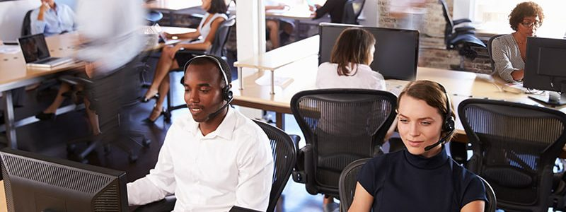 Managing Call Center Access to a Windows Network