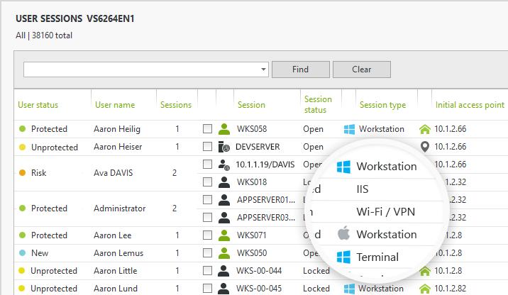Windows Logon Audit Far Beyond Native Windows Security