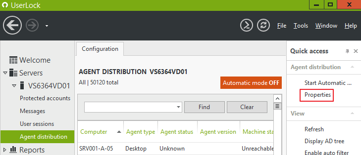 How to uninstall UserLock and remove all corresponding data
