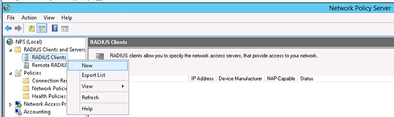 Set up and restrict user access to Wi-Fi sessions